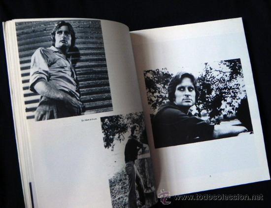 Cine: LIBRO - BIOGRAFÍA Y PELÍCULAS DE MICHAEL DOUGLAS - ACTOR DE EEUU CINE MUCHAS FOTOGRAFÍAS FOTOS ÍDOLO - Foto 2 - 26834414