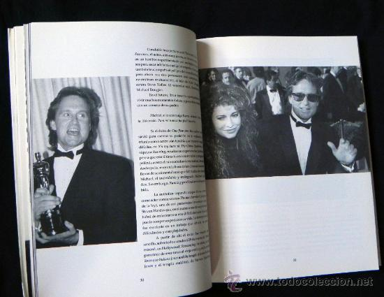 Cine: LIBRO - BIOGRAFÍA Y PELÍCULAS DE MICHAEL DOUGLAS - ACTOR DE EEUU CINE MUCHAS FOTOGRAFÍAS FOTOS ÍDOLO - Foto 5 - 26834414