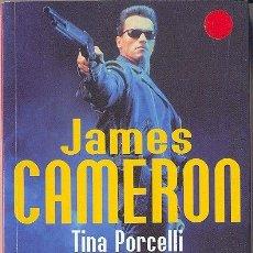Cinéma: JAMES CAMERON - TINA PORCELLI. Lote 26568621