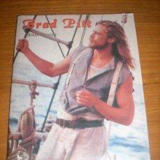 Cine: BRAD PITT, POR ROBERT KELSEY - NUER EDICIONES - ESPAÑA - 1995. Lote 23488084