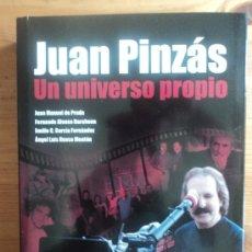 Cine: JUAN PINZAS. UN UNIVERSOS PROPIPO. T&B. 2008 440 PAG. Lote 25888175