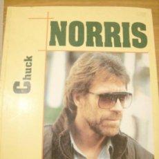 Cine: CHUCK NORRIS, POR FERNANDO ALONSO - ROYAL BOOKS - ESPAÑA - 1994 - CON FOTOS!!. Lote 26255467