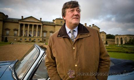 Cine: Stephen Fry. Firmado a mano por el actor y director. Autobiografía. Sellada. Numerada 391 de 750 ej. - Foto 6 - 26693856