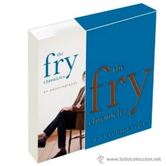 Cine: Stephen Fry. Firmado a mano por el actor y director. Autobiografía. Sellada. Numerada 391 de 750 ej. - Foto 7 - 26693856