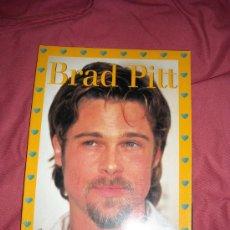 Cine: BRAD PITT LIBRO ALBUM 1998 LIBRO DE FOTOGRAFIAS . Lote 26955403