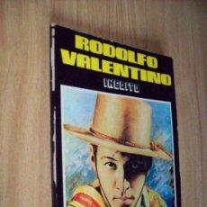 Cine: RODOLFO VALENTINO INEDITO - HELMUTH VON SOHEL - PRODUCCIONES EDITORIALES 1977. Lote 27131530
