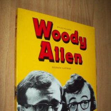 Cine: WOODY ALLEN - BIOGRAFIA ILUSTRADA - MYLES PALMER - PROLOGO ROMAN GUBERN - ED. PLON 1981. Lote 27131684
