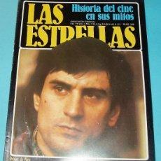 Cine: LAS ESTRELLAS. FASCÍCULO Nº 105. PORTADA ROBERT DE NIRO. CONTRAPORTADA JEANNE MOREAU. Lote 27586580