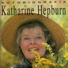 Cine: YO MISMA - AUTOBIOGRAFIA KATHERINE HEPBURN - PRIMER PLANO EDICIONES B. Lote 28157268