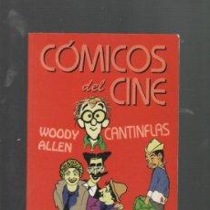 Cine: ADOLFO PEREZ AGUSTI COMICOS DE CINE (WOODY ALLEN CANTINFLAS HERMANOS MARX) MADRID 1995. Lote 28415849