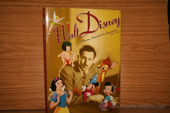 WALT DISNEY (Cine - Biografías)
