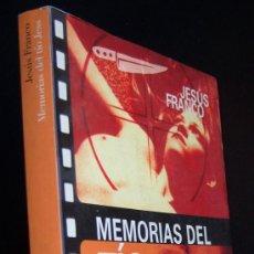 Cinéma: MEMORIAS DEL TIO JESS, LA AUTOBIOGRAFÍA DEL ENORME JESÚS FRANCO. TERRORES, CEREBRO LIBRE SUPERCINE.. Lote 225104022