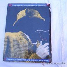 Cine: THE FILMS OF SHERLOCK HOLMES. Lote 30115294