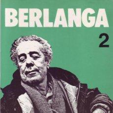 Cine: BERLANGA: COMUNICACIONES Y ACTAS DEL SIMPOSIUM CELEBRADO EN VALENCIA EN 1980 SOBRE SU OBRA. Lote 29729386