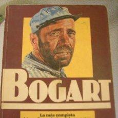 Cine: BOGART, POR TERENCE PETTIGREW - ULTRAMAR - ESPAÑA - 1983. Lote 29818596