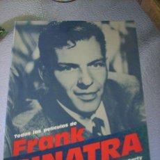Cine: TODAS LAS PELICULAS DE FRANK SINATRA, POR G. RINGGOLD Y C. MACARTY - ODIN - ESPAÑA - 1995. Lote 29818639