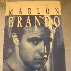 Cine: MARLON BRANDO, POR GARY CAREY - ULTRAMAR - ESPAÑA - 1990 - ILUSTRADO!. Lote 29818664