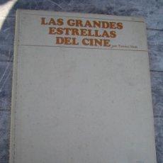 Cine: LAS GRANDES ESTRELLAS DEL CINE -- TERENCI MOIX 1984--. Lote 30663459