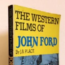 Cine: THE WESTERN FILMS OF JOHN FORD. Lote 30948674