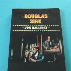Cinema: DOUGLAS SIRK. JON HALLIDAY. EDITORIAL FUNDAMENTOS. Lote 32108652
