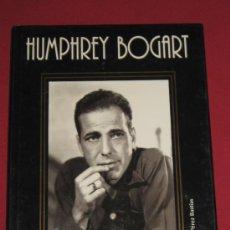 Cine: HUMPHREY BOGART - LUIS PEREZ BASTIAS - TAPAS DURAS CON SOBRECUBIERTA 184 PAGINAS . Lote 33649453