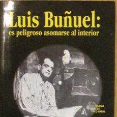 Cinema: LUIS BUÑUEL CÉSAR SANTOS FONTENLA EDICIONES JAGUAR AÑO 2000. Lote 33707479