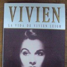 Cine: VIVIEN LEIGH. HECHOS REALES H-48 EDITORIAL ULTRAMAR 1989 1ª ED.. Lote 43003957