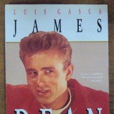 Cine: JAMES DEAN: COLECCION HECHOS REALES H-44. ED. ULTRAMAR 1988 1ª ED. Lote 34080123