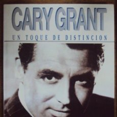 Cine: CARY GRANT: COLECCION HECHOS REALES H-46. ED. ULTRAMAR 1988 1ª ED. Lote 34080309