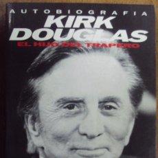 Cinema: EL HIJO DEL TRAPERO, KIRK DOUGLAS EDICIONES B 1988 1ª ED. COLECCION PRIMER PLANO. Lote 34616484