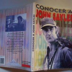 Cine: CONOCER A JOHN SAYLES.. Lote 34995573