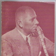 Cine: ERIC VON STROHEIM--CARLOS FERNANDEZ CUENCA-FILMOTECA NACIONAL 1964. Lote 35370969