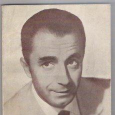 Cine: MICHELANGELO ANTONIONI-CALOS FERNANDEZ CUENCA-1963. Lote 35371038
