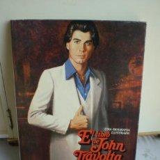 Cine: EL LIBRO DE JOHN TRAVOLTA - SUZANNE MUNSHOWER 1978. Lote 35565031