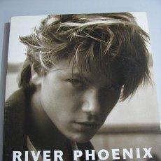 Cine: RIVER PHOENIX (LIBRO BIOGRAFIA EN ALEMAN) ¡¡OFERTA 3X2 EN LIBROS!! (LEER DESCRIPCION). Lote 35735285