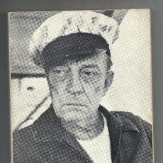 Cine: BUSTER KEATON, EDITADO POR LA FILMOTECA NACIONAL - 1967,142 PAGINAS. Lote 36780745