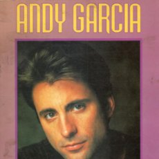 Cine: ANDY GARCIA.RETRATOS.NIEVES BAJO GONZALEZ.ROYAL BOOKS.1994. Lote 37733227