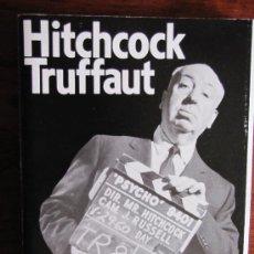 Cine: HITCHCOCK TRUFFAUT. RAMSAL. 1983. EN FRANCES.. Lote 37784107