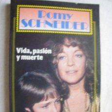 Cine: ROMY SCHNEIDER. CARDION, ALBERTO. 1984. Lote 38330796