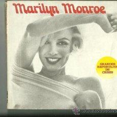 Cine: 2001.- MARILYN MONROE-GRANDES REPORTAJES-EDITORIAL CRISIS AÑO 1974. Lote 38763397