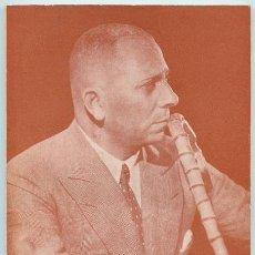 Cine: ERICH VON STROHEIM - CARLOS FERNÁNDEZ CUENCA - FILMOTECA NACIONAL DE ESPAÑA - 1964. Lote 39377966