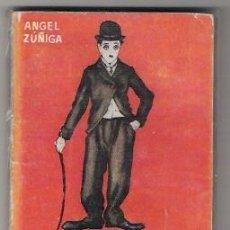 Cine: LA MASCARA DE CHARLOT-ANGEL ZUÑIGA-BIBLIOTECA PULGA. Lote 39849615