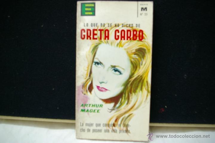 GRETA GARBO -ARTUR MAGEE -EDICIONES G.P. (Cine - Biografías)