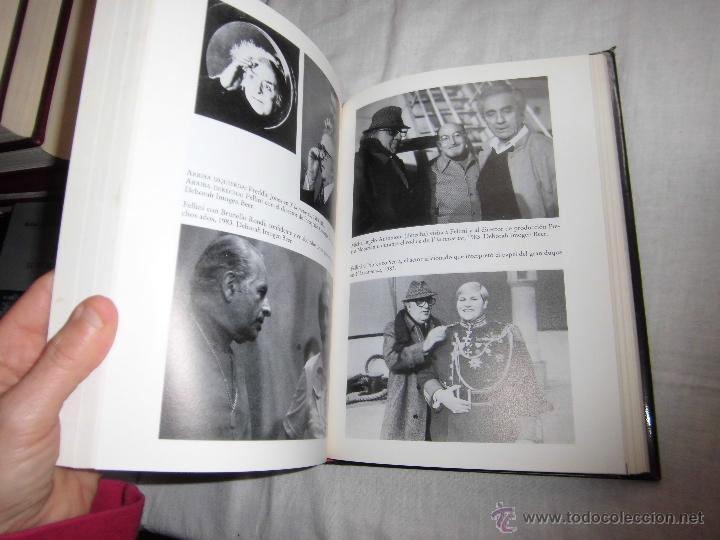 Cine: FELLINI JOHN BAXTER EDICIONES BPRIMER PLANO .-1ª EDICION 1994 - Foto 4 - 41352180