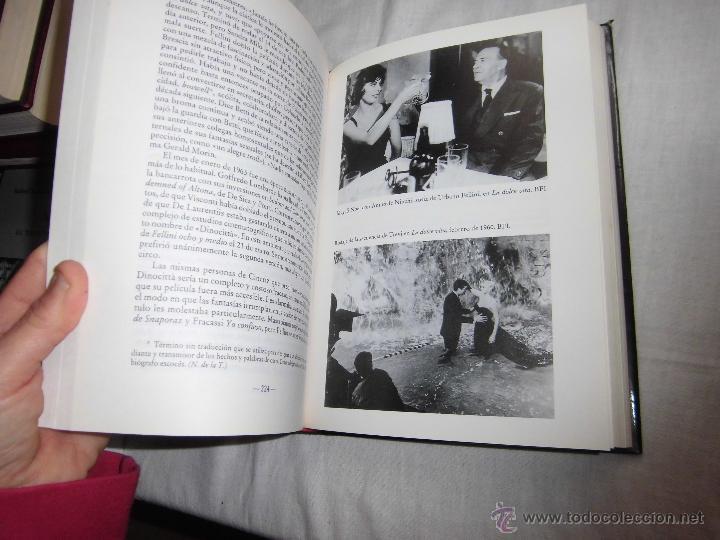 Cine: FELLINI JOHN BAXTER EDICIONES BPRIMER PLANO .-1ª EDICION 1994 - Foto 5 - 41352180