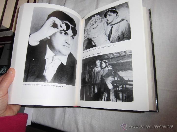 Cine: FELLINI JOHN BAXTER EDICIONES BPRIMER PLANO .-1ª EDICION 1994 - Foto 6 - 41352180