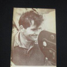 Cine: LUIGI TUROLLA..CARLOS FERNANDEZ CUENCA.FILMOTECA NACIONAL DE ESPAÑA MADRID 1963.. Lote 42953847