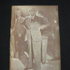 Cine: FLORIAN REY.CARLOS FERNANDEZ CUENCA.FILMOTECA NACIONAL DE ESPAÑA MADRID 1963.. Lote 42953896