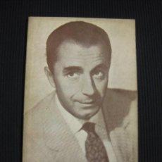 Cine: MICHELANGELO ANTONIONI. CARLOS FERNANDEZ CUENCA.FILMOTECA NACIONAL DE ESPAÑA MADRID 1963.. Lote 42953995