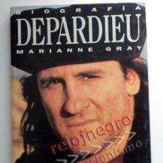 Cine: DEPARDIEU - BIOGRAFÍA - MARIANNE GRAY - ACTOR FRANCÉS CINE PELÍCULAS VIDA FOTOS - GÉRARD - LIBRO. Lote 43168685